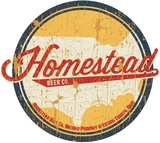 Homestead Clever Hop Pun Exp IPA beer