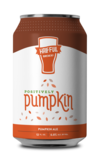 Half Full Positively Pumpkin beer