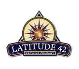Latitude 42 Apricot Gose Beer