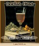 Dogfish Head Red & White beer