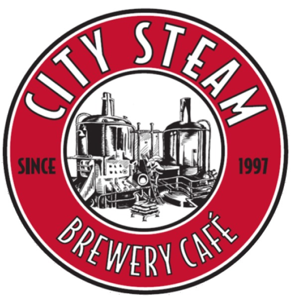 City Steam Brewery Export beer Label Full Size