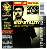 Midnight Sun Brew-Tality Espresso Black Beer Beer