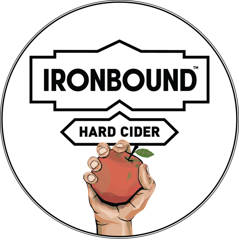 Ironbound Bittersweet beer Label Full Size