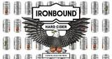 Ironbound Hard Cider Original Blend beer