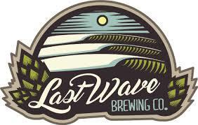 Last Wave Brown Ale beer Label Full Size