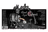 Off Color Barrel Aged Growl Beer