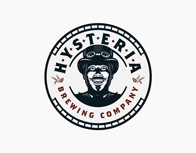 Hysteria Trash Panda beer Label Full Size