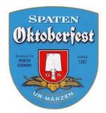 Spaten Oktoberfest Ur-Märzen beer