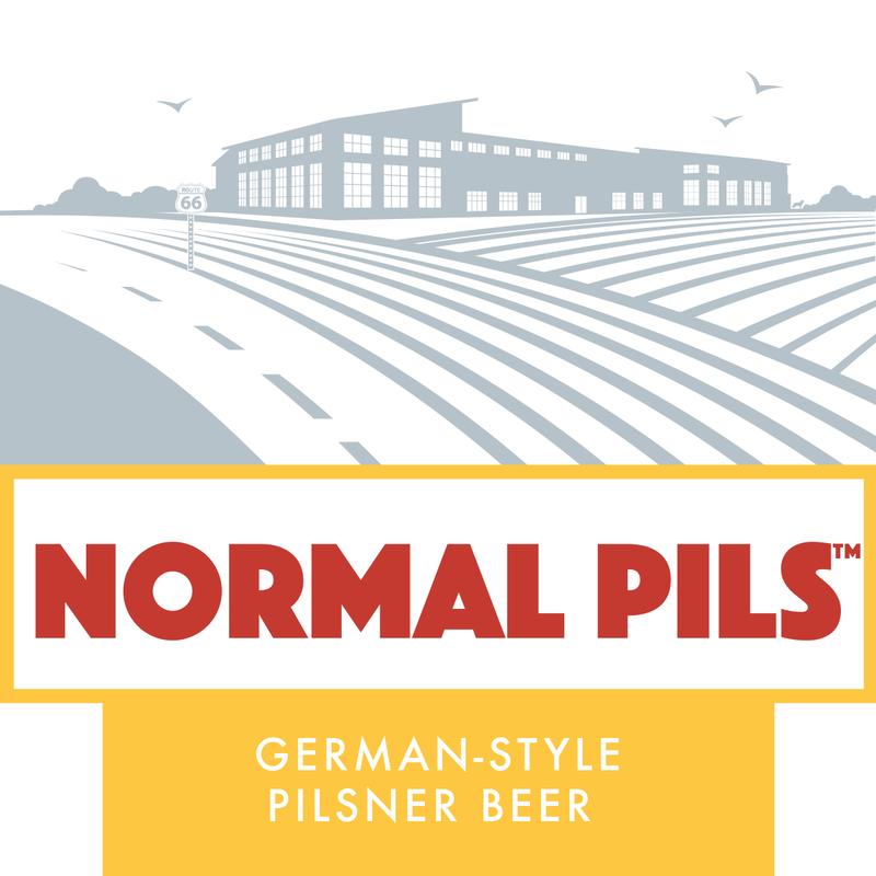 Destihl Normal Pils beer Label Full Size