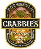 Crabbie's Alcoholic Orange Ginger Beer beer