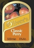 Oliver's Classic Perry Beer