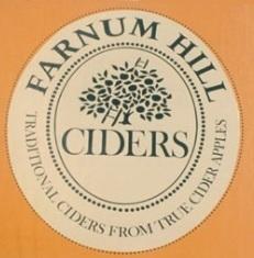 Farnum Hill Dooryard 1212 Cider Week Blend beer Label Full Size