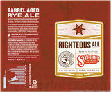 Sixpoint Barrel-Aged Righteous Rye beer