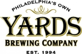 Yards Kolsch beer