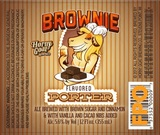 Horny Goat Brownie Porter beer