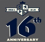 Real Ale 16th Anniversary Ale beer