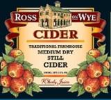 Ross On Wye Rum Barrel Medium Still Cider Beer