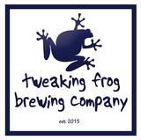Tweaking Frog Hail Mary beer