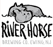 River Horse Craic beer Label Full Size