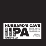 Hubbards Cave Fresh V6 Beer
