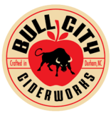 Bull City Hard Cider Cherry Tart Beer