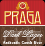 Praga Dark Lager beer