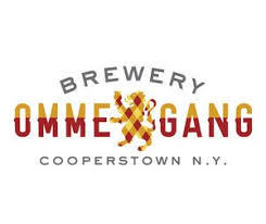 Ommegang Hopstate NY IPA beer Label Full Size
