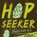 Deep Ellum Hop Seeker IPA Beer