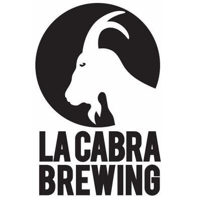 La Cabra Hipster Catnip IPA beer Label Full Size