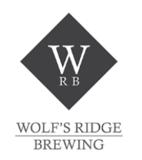 Wolf's Ridge Terre du Sauvage Blue beer