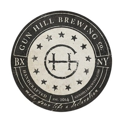 Gun Hill Roll Call: EC5 beer Label Full Size