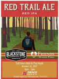 Blackstone Red Trail Ale Red IPA Beer