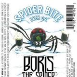 Spider Bite Boris the Spider Nitro beer
