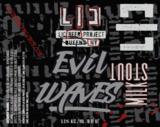 LIC Beer Project Evil Waves Beer
