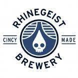 Rhinegeist Penguin Blonde Stout beer
