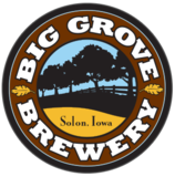 Big Grove Double Blackberry Sidehill Sour beer