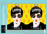 Bell's Larry's Latest Coffee Milk Stout Beer