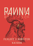 Ravinia Flight of the Rooster beer