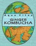 Aqua Vitea Ginger Kombucha beer