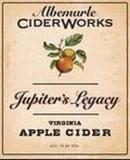 Albemarle Jupiter's Legacy beer