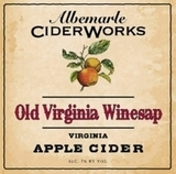 Albemarle Old Virginia Winesap Beer