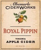 Albemarle Ciderworks Royal Pippin beer