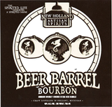 New Holland Beer Barrel Bourbon Beer