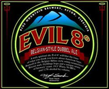 Blue Mountain Evil 8° Belgian-Style Dubbel Ale beer