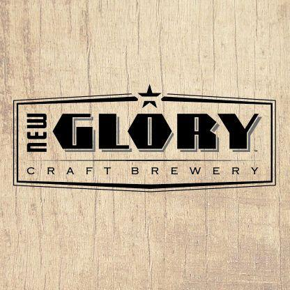 New Glory Soaked beer Label Full Size