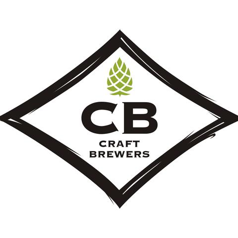 CB Wet Hop Caged Alpha Monkey beer Label Full Size