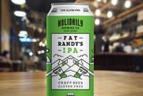 Holidaily Fat Randy's IPA beer