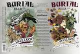 Burial Skullsaw Sweet Potato Porter Beer