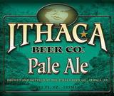 Ithaca Pale Ale beer