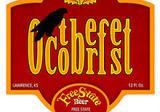 Free State Oktoberfest beer